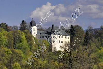 Hrubý Rohozec (zámek)
