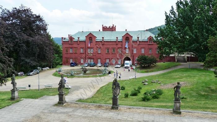 Klášterec nad Ohří (zámek)