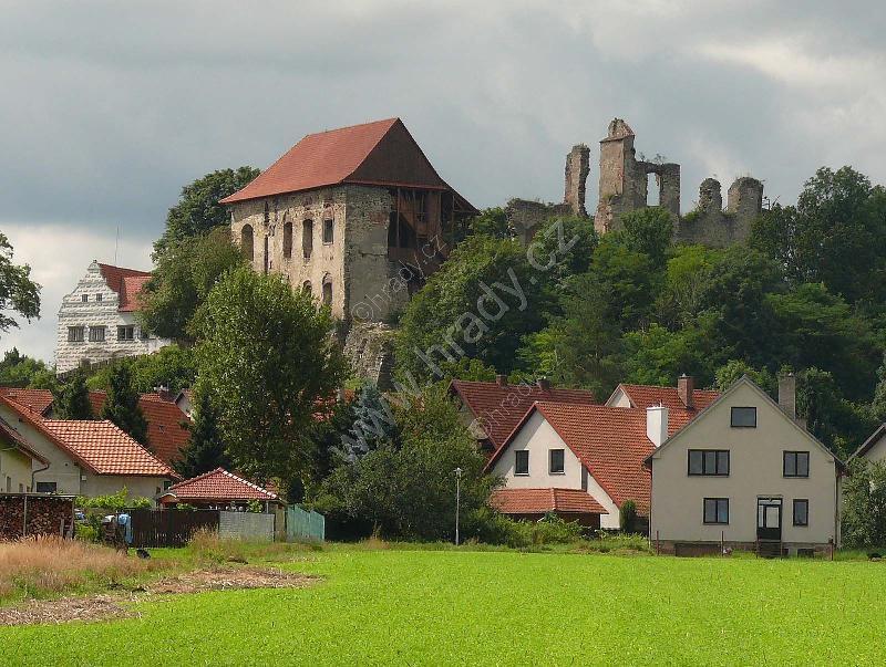 Košumberk (zřícenina hradu)