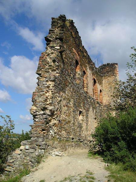 Krasíkov - Švamberk (zřícenina hradu)