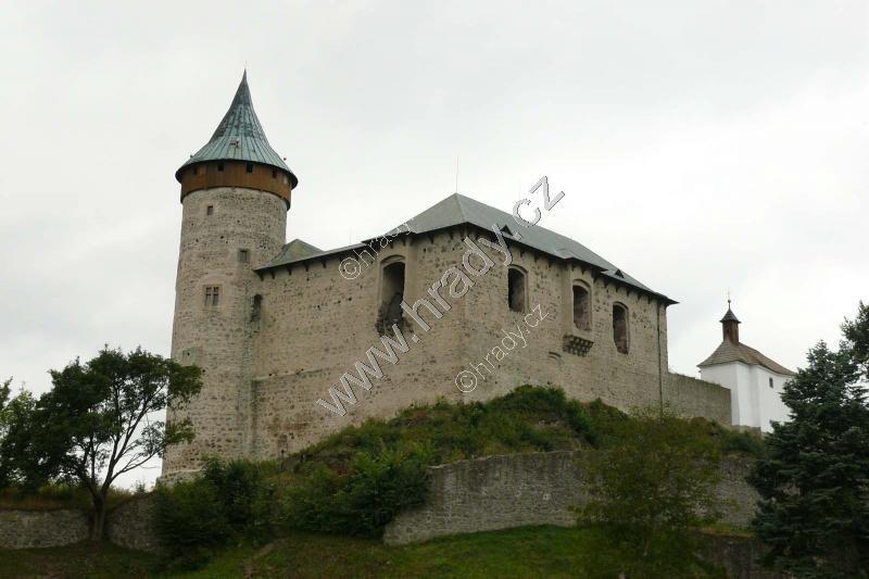 Kunětická Hora (hrad)
