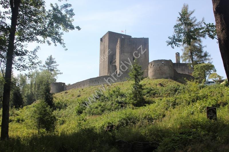 Landštejn (zřícenina hradu)