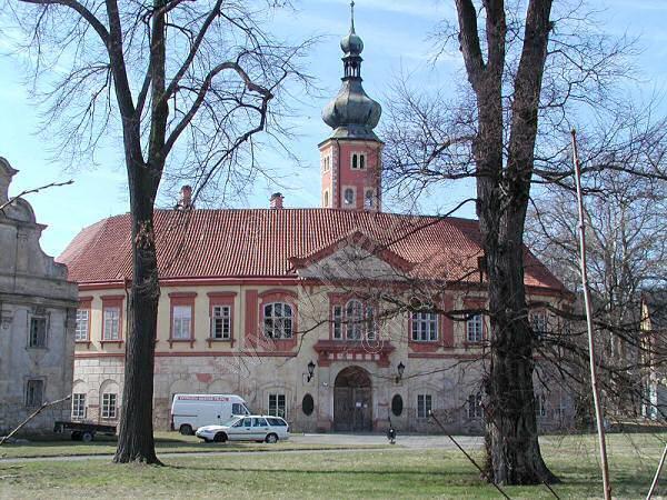 Liběchov (zámek)