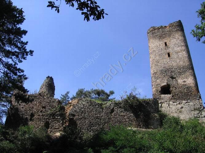 Libštejn (zřícenina hradu)