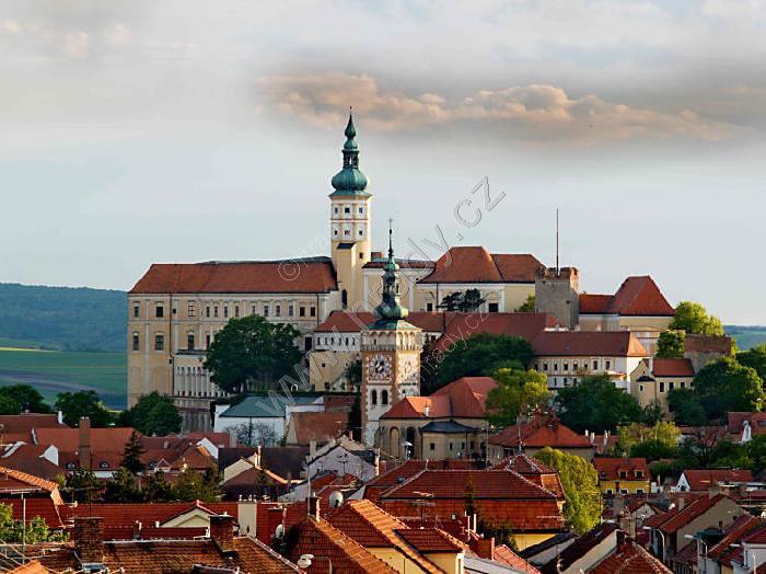 Mikulov na Moravě (zámek)