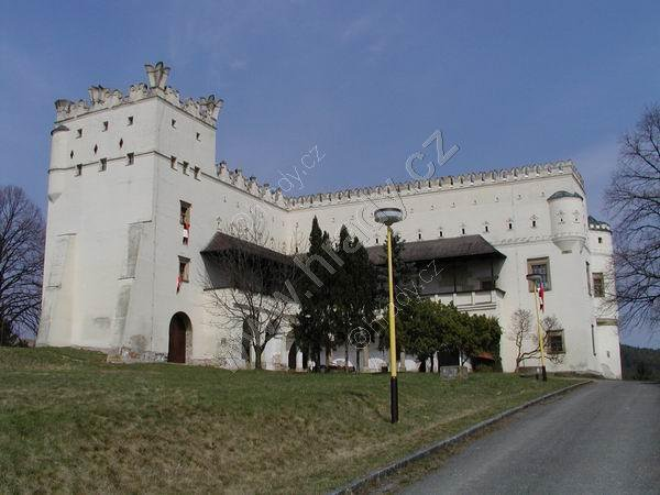 Nové Zámky (zámek)
