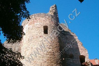 Pecka (hrad)