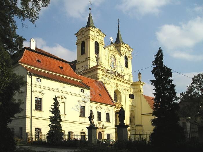 Rajhrad u Brna (klášter)