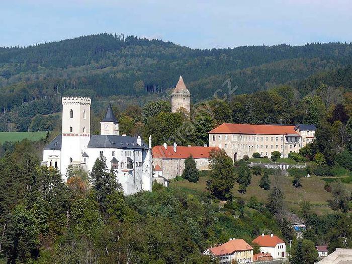 Rožmberk nad Vltavou (hrad)