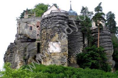 Sloup (skalní hrad)