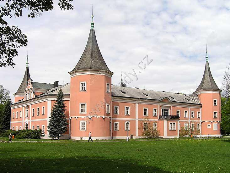 Sokolov (zámek)