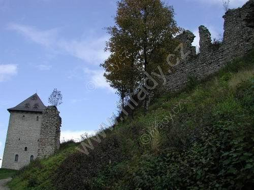 Starý Jičín (zřícenina hradu)