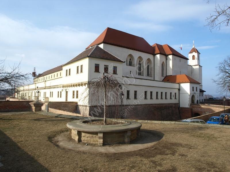Špilberk (hrad)