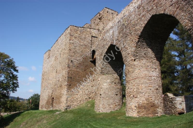 Velhartice (hrad)