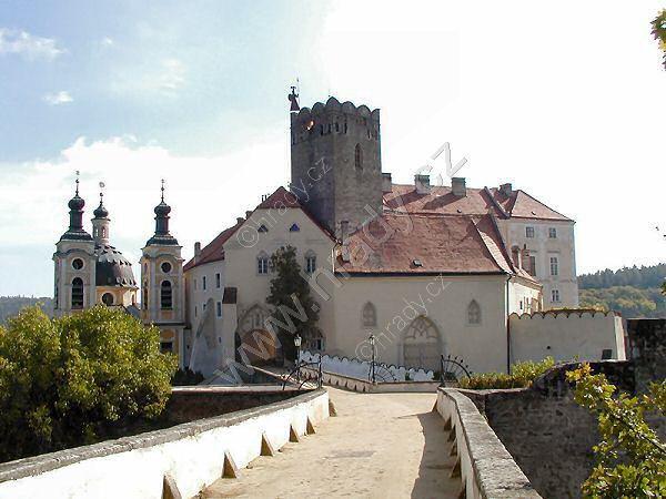 Vranov nad Dyjí (zámek)