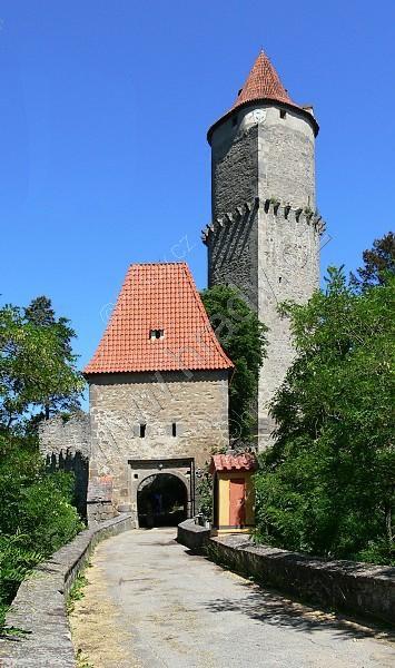 Zvíkov (hrad)