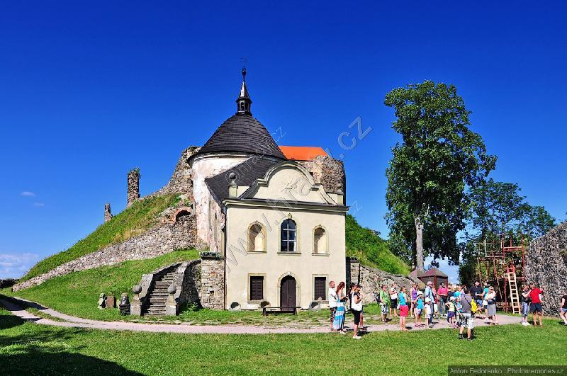 Potštejn (zřícenina hradu)