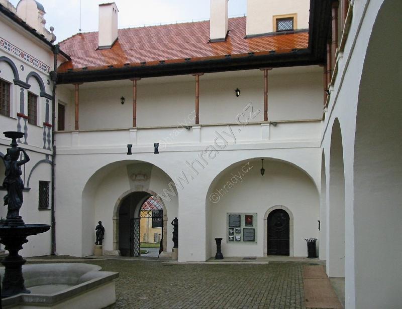 Blansko (zámek)