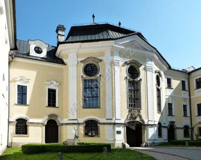 Žďár nad Sázavou (zámek)