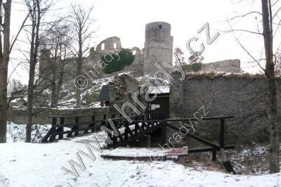 Helfenburk u Bavorova (zřícenina hradu)