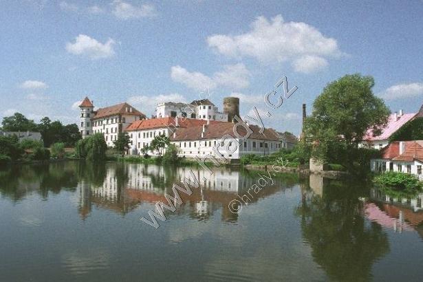 Jindřichův Hradec (zámek)
