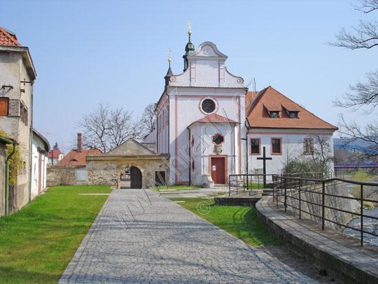 Dobřichovice (zámek)